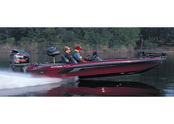 2005 Ranger 521 VX