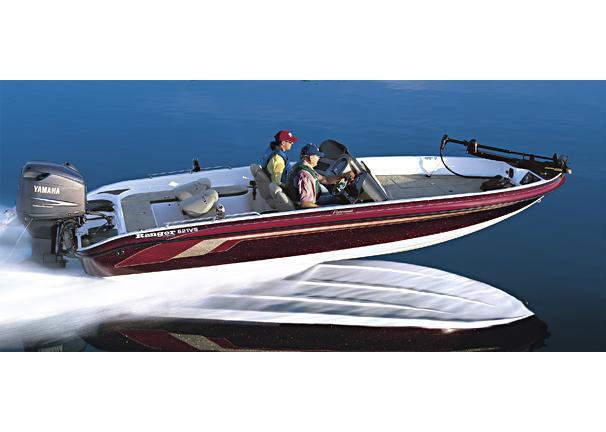 2005 Ranger 621 VS