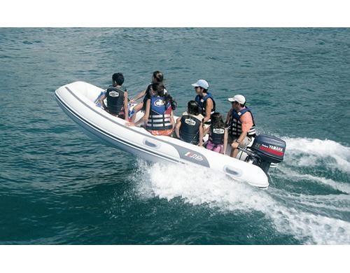 2005 AB Inflatables Lammina 13 AL