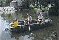 2005 Jeanneau Rigiflex Aqua Peche 400