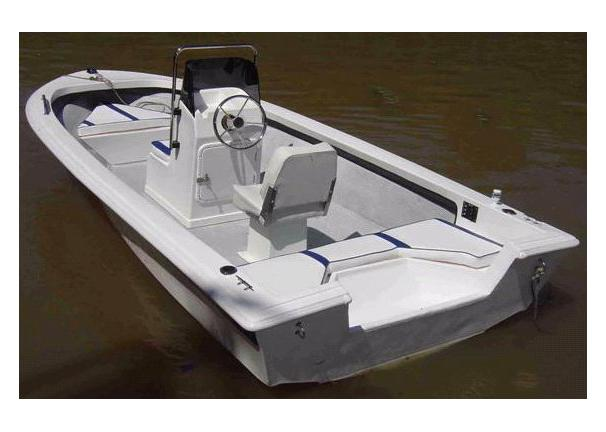 2005 Allmand 150 Open Fisher V-Hull