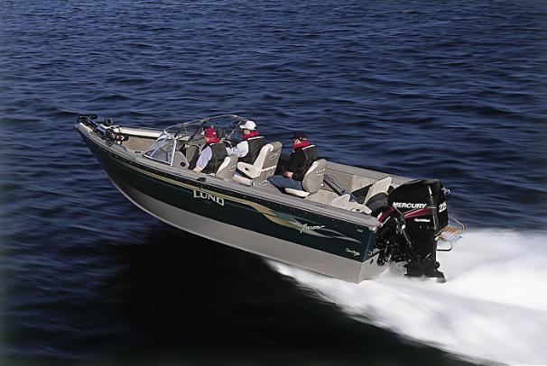 2005 Lund 2150 Baron Gran Sport