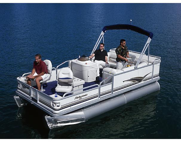 2005 Crest 2200 Fisherman DL