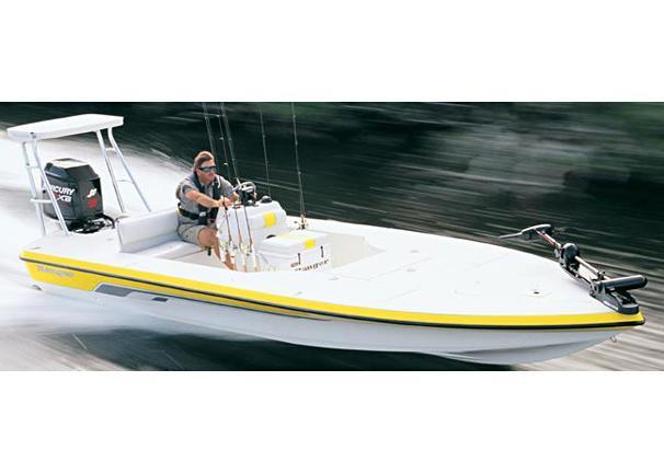 2005 Ranger 223 Cayman