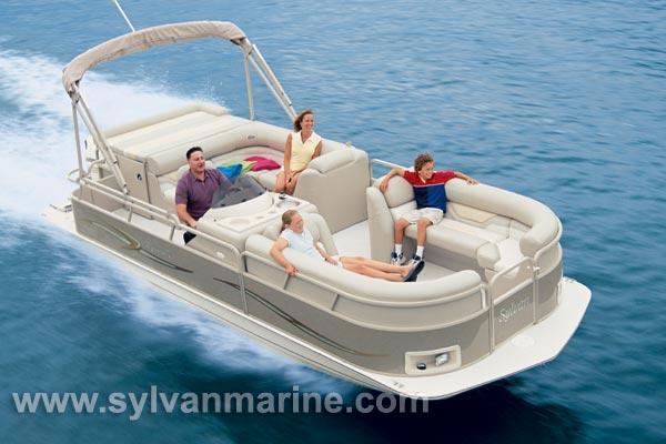 2005 Sylvan 2200 GLX OB