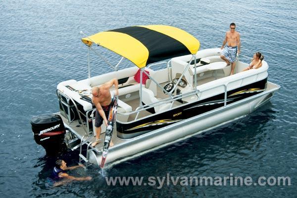 2005 Sylvan 8522 Mirage Sport RE