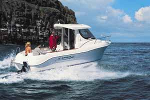 2005 Quicksilver 630 Pilothouse SD