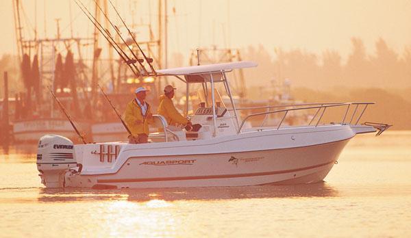 2005 Aquasport 235 Osprey