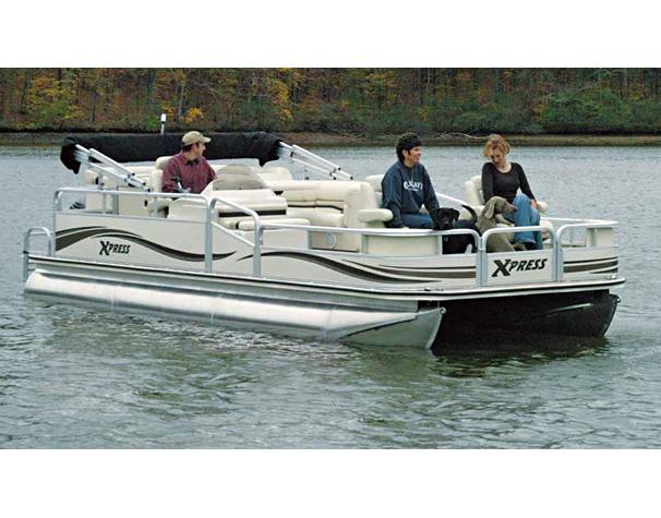 2005 Xpress Rear Entry Fishing X22REF