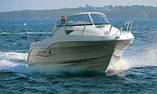 2005 Quicksilver 650 Cruiser