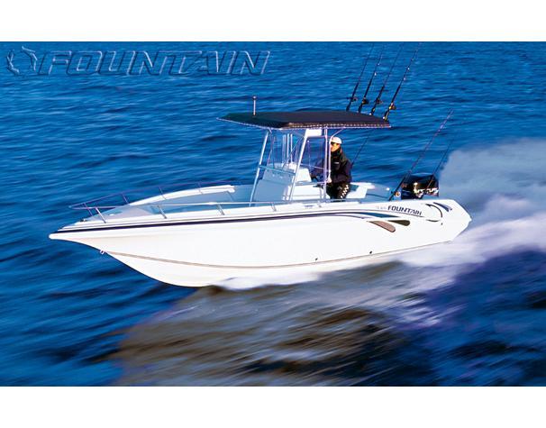 2005 Fountain 23 Sportfish CC