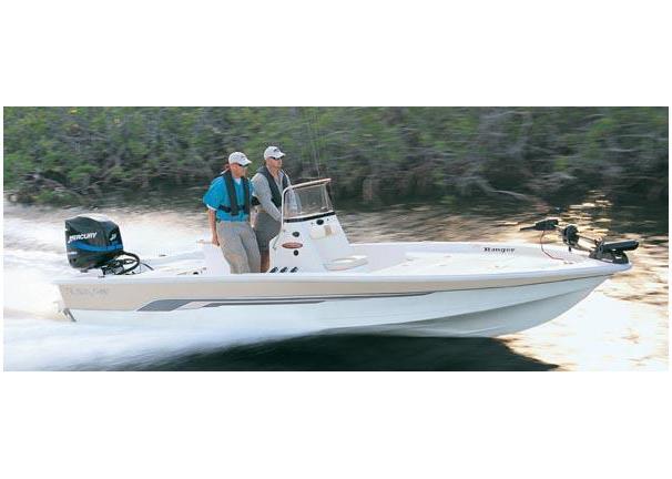 2005 Ranger 2300 Bay Ranger