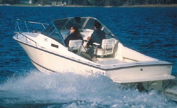 2005 Albemarle 248 Express Fisherman