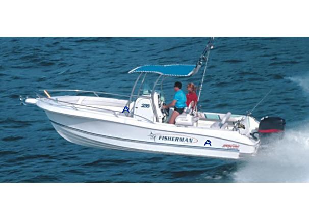 2005 Allmand Fisherman 238