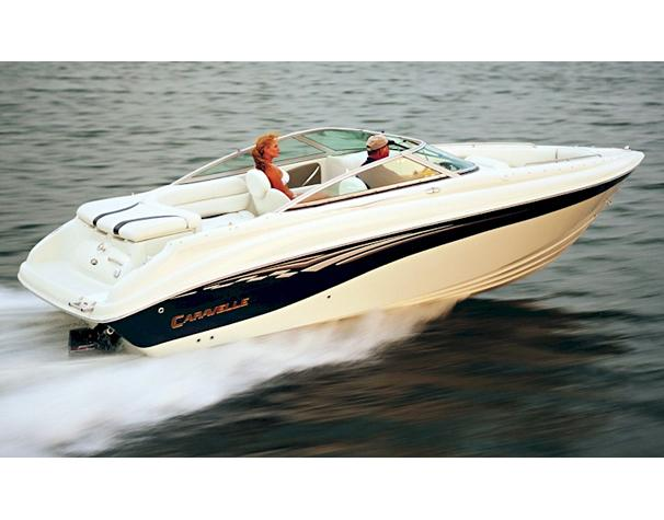 2005 Caravelle 242LS Bow Rider