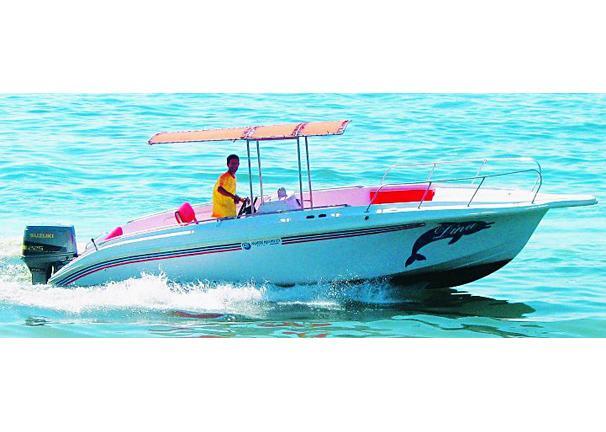 2005 Allmand Sea Falcon 788