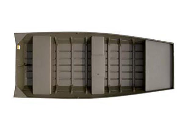 2005 Crestliner CR 1448S
