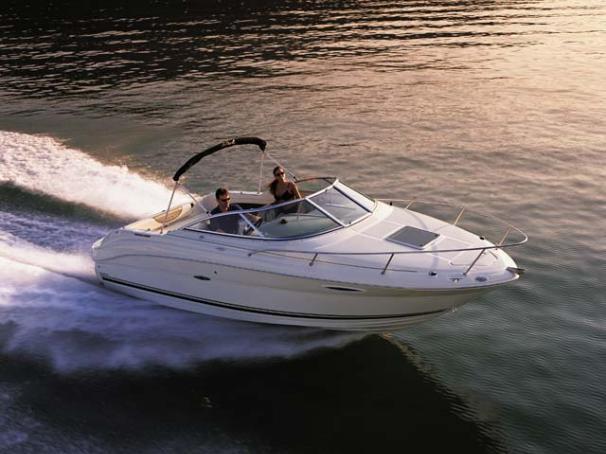 2005 Sea Ray 225 Weekender