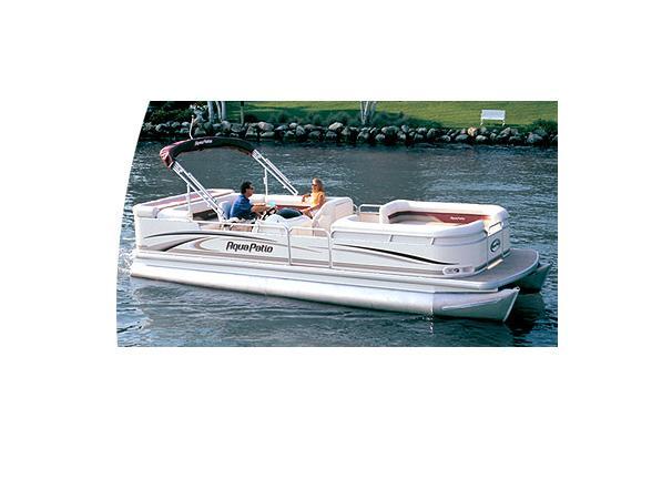 2005 Aqua Patio 240 LE I/O
