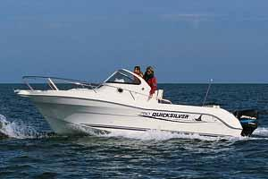 2005 Quicksilver 750 OB Offshore