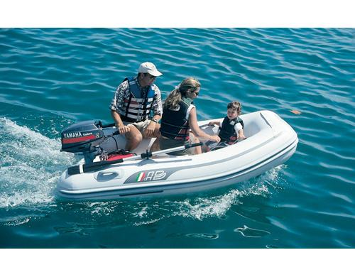 2005 AB Inflatables Navigo 8 VS