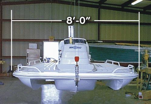 2005 Sea Bat 14