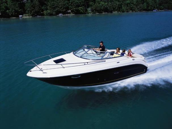 2006 Sea Ray 250 Amberjack