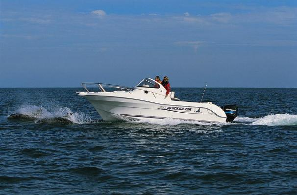 2005 Quicksilver 750SD Offshore