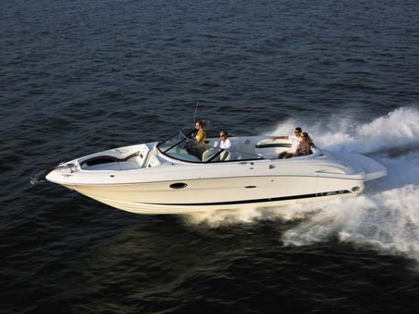 2005 Sea Ray 290 Select EX