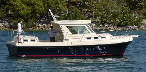2005 Albin 30 Family Cruiser