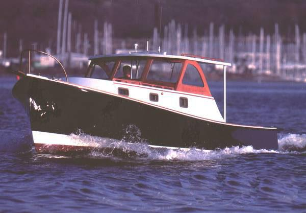 2005 New England Boatworks 31
