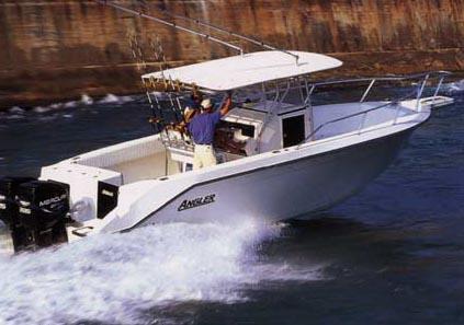 2005 Angler 3100CC