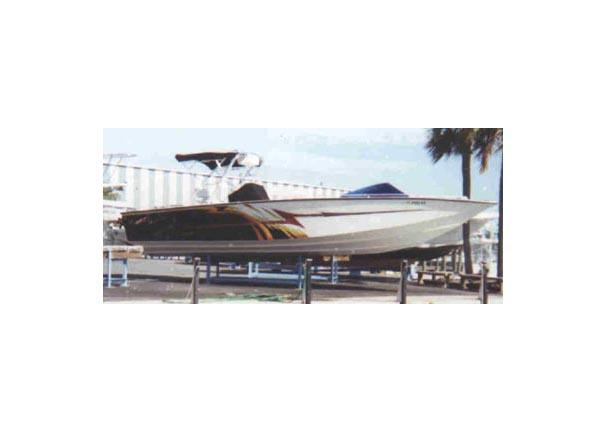 2005 Allmand 33 Offshore Open Fisherman