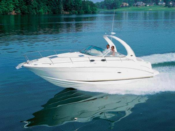 2005 Sea Ray 300 Sundancer