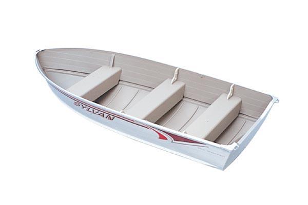 2005 Sylvan 1400 Sea Snapper