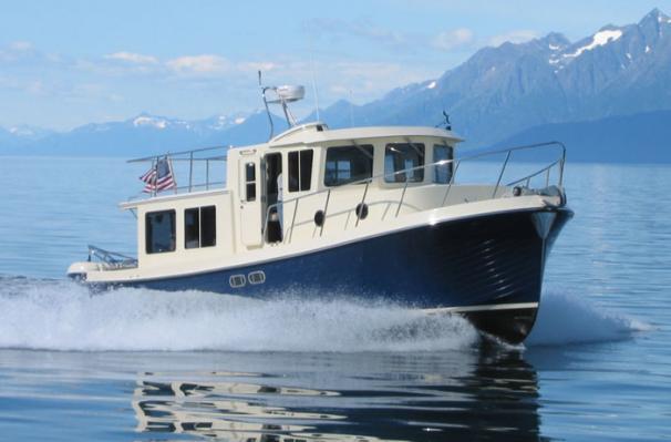 2005 American Tug 34