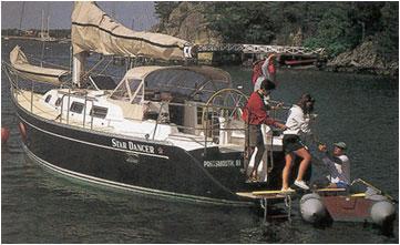 2005 Freedom Yachts 35