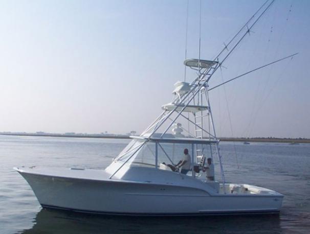 2005 Jersey Cape Devil 36
