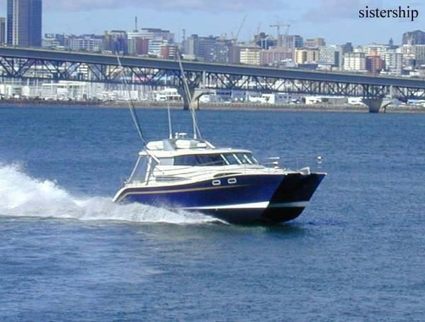 2005 Ocean Limo 340