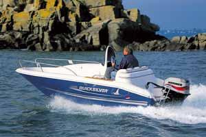 2005 Quicksilver 425 Commander