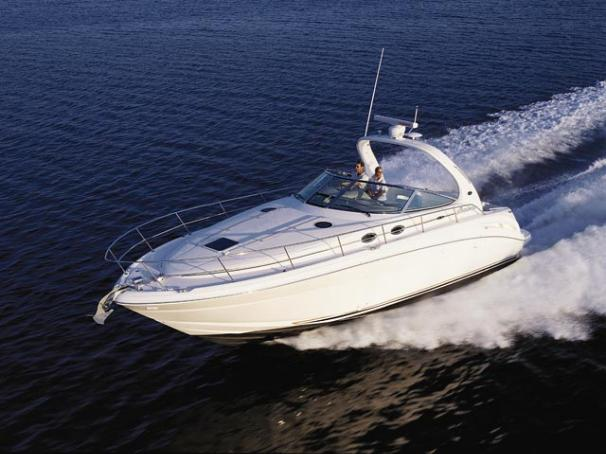 2006 Sea Ray 36 Sundancer