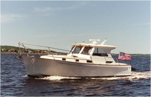 2005 Legacy Yachts 40 Sport Express
