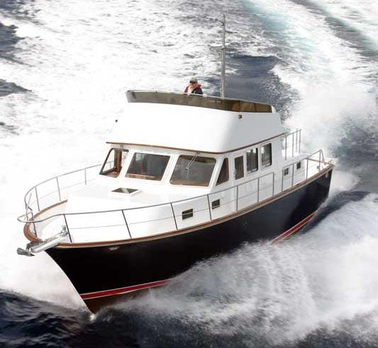 2005 Albin 40 North Sea Cutter