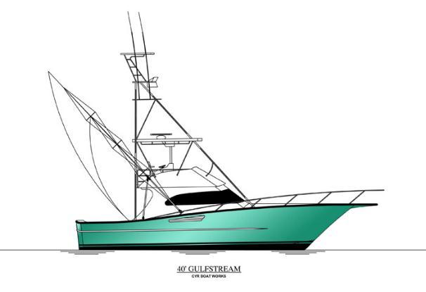 2005 Cyr 40 Gulfstream