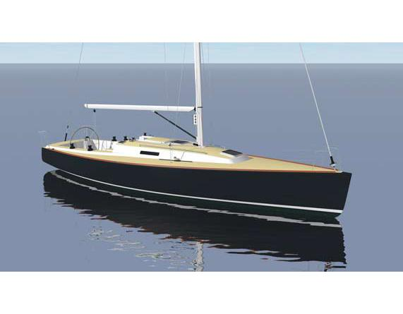 2005 J Boats J/124