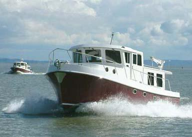 2005 American Tug 41