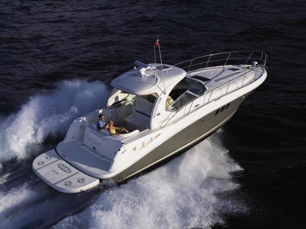 2006 Sea Ray 40 Sundancer