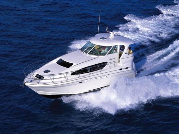 2006 Sea Ray 40 Motor Yacht