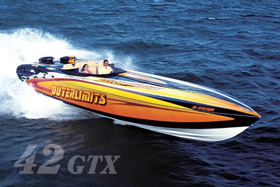 2005 Outerlimits 42 GTX