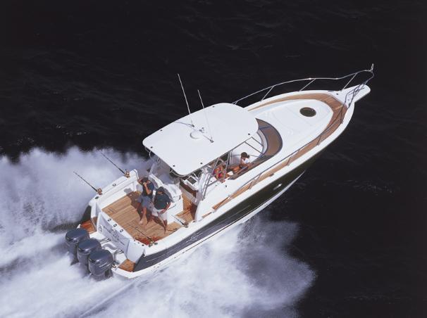 2006 Sunseeker Sportfisher 37